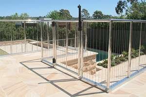 System 2 Pool Fence